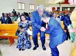 Chiluba and Banda