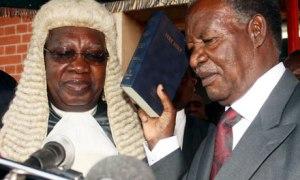 President Michael Sata - The King Cobra