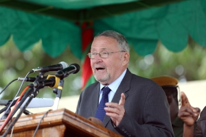 Guy Lindsay Scott - Vice-President of the Republic of  Zambia (2011 - )