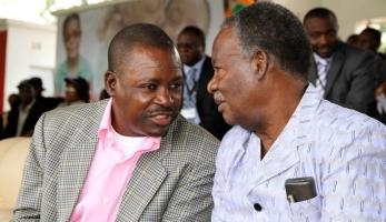 Kabimba and Sata - the good days
