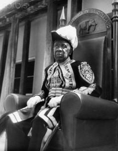 King Mwanawina III
