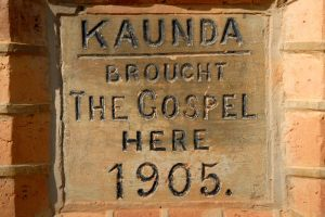 The Faith of David Kaunda
